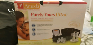 Ameda purely yours ultra pump