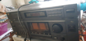 Jvc receiver and radio