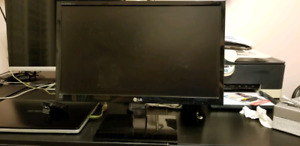 "LG 22"" LED LCD Monitor mint condition (10/10)"