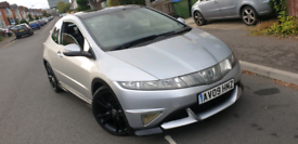 For sale Honda civic S-Type GT 2.2 diesel in perfect condition
