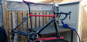 Cervelo R5 with full dura ace