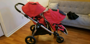 Baby Jogger double City Select
