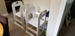 Children's helper step stools