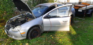 Dodge neon as is