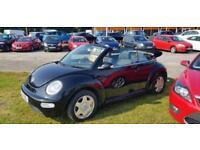 2004 Volkswagen Beetle 1.6 S Cabriolet 2dr
