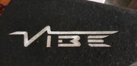 Vibe bass box speaker