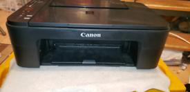 Canon PIXMA TS3150 All-in-One A4 Wireless Wi-Fi Inkjet Photo Print