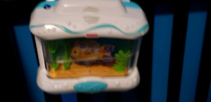Aquarium fisher price