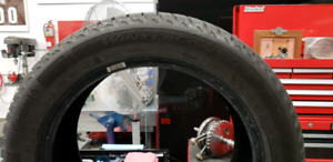 Practically New Continental Winter Tires