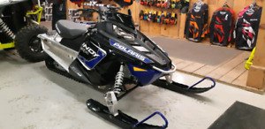 Practically new 2018 Polaris