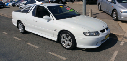 Holden  SS VU Commodore Ute Only $70 Per Week T.A.P Fyshwick South Canberra Preview