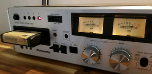 Panasonic RS-808 8-Track Stereo Recording/Playback Deck