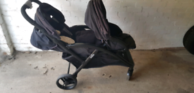 Joie Double Pushchair