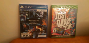 JUST DANCE, PS VR DEMO DISC BRAND NEW