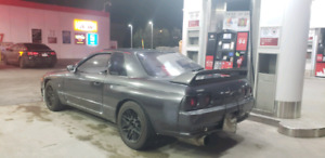 R32 GTR 650whp single turbo needs paint