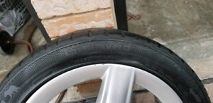 Audi A3 Rims/Winter tires $300