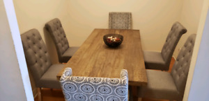 Made in India- Custom Dining Room Set