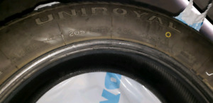 Used Uniroyal Tiger Paw Winter Tires (4) 205/60R16 92S