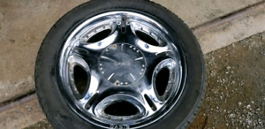 """4 mags 20"""" 5x114.3"""