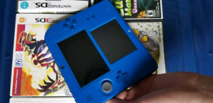 Nintendo 2ds w/ 6 games