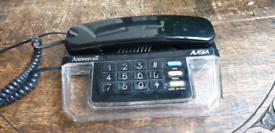 Vintage 1980s Alaska Home Telephone