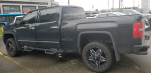 Selling my Lifted GMC