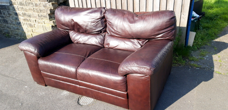 3e34a945b Homebase bought 2 years ago Large Leather sofa | in St Werburghs ...