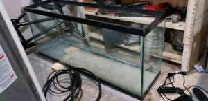 40 Gallon with stand