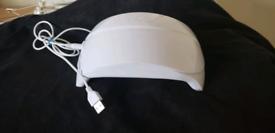 Mini USB UV lamp