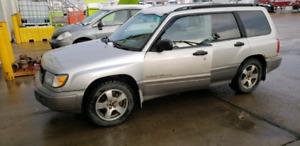 Subaru mechanical services