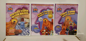 Toddler DVDs Bear in the Big Blue House (5)