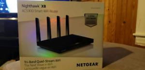 Netgear Nighthawk X8 High End Router