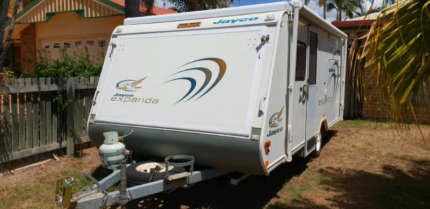 Jayco Expanda Emerald Central Highlands Preview