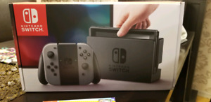 Nintendo switch missing controlers
