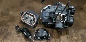 Gio 250cc engine parts