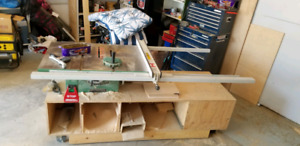 For sale General International table saw