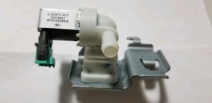 Dishwasher SOLENOID VALVE Part # WPW10158389