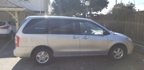 MAZDA MPV Low Mileage Great Condition