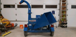 Wallenstein Bxt-4013 wood chipper