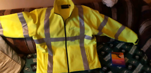 Terra work shirts and jackets