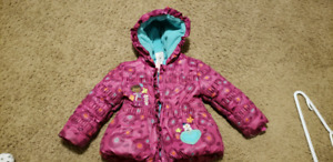 2T Doc McStuffins winter coat