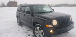 Jeep Patriot trail rated