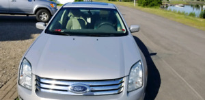 2008 Ford Fusion new price