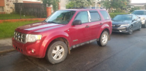 2008 Ford Escape AWD FS! Need gone asap!