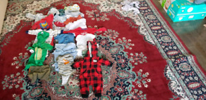 Clean and beautiful baby clothes 30 peices