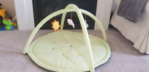 Infant/baby play mat. Excercise Gym. Excellent cond