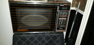 "Panasonic "" genius""  convection oven/ microwave"