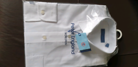 White dress shirt (in packing and never worn)