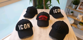 Icon dsq2 hats new bargain