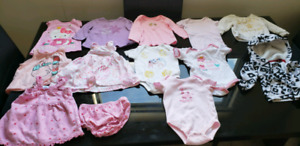 3/6 month baby girl clothes
